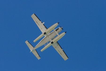 hydroplane: Hydroplane in the air
