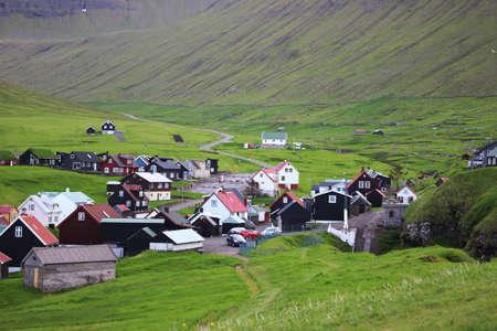 settlements: Settlements in The Faroe Islands