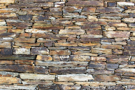 brownstone: wall rock