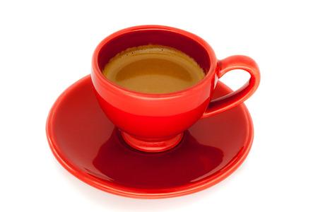 Coffee expressed Stok Fotoğraf