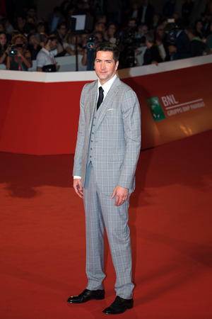 Rome, Italy. 18th October, 2018. Drew Goddard poses on the red carpet of the 13th Rome Film Fest at Auditorium Parco Della Musica. Rome Film Fest 2018. Credit: Gennaro Leonardi/Alamy Live News