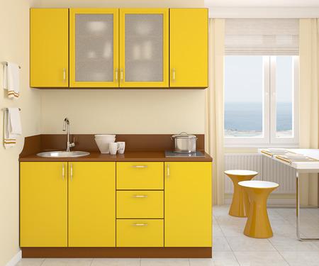 Gele Keuken 6 : De gele lis waterrijck