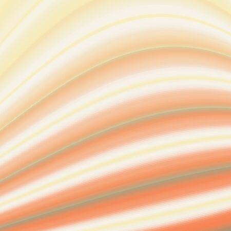 Abstract square vector background with yellow and orange stripes. Calm and shiny warm palette.