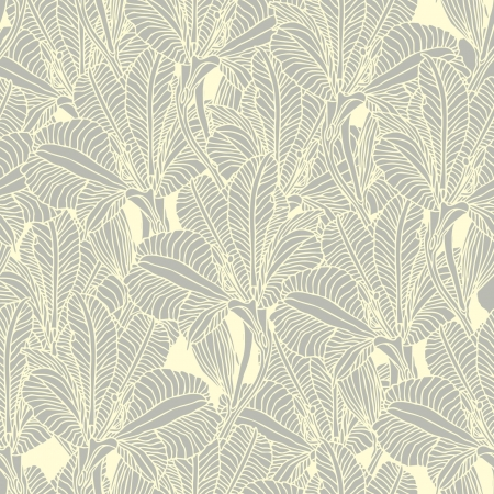 Elegance Seamless pattern with flowers, floral illustration in vintage style Vector