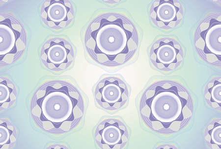jointless: jointless violet pattern with a repetitive picture