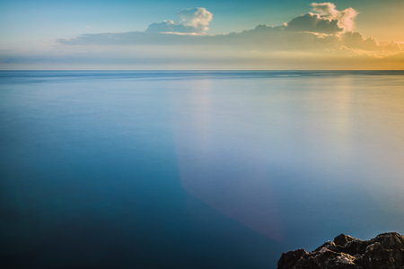 The island of Famagusta Bay, Cyprus.