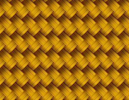 rieten patroon
