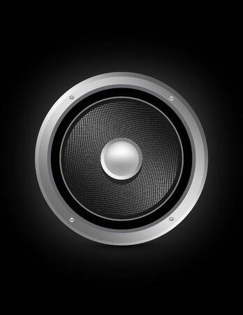 speaker: Speaker  Stock Photo