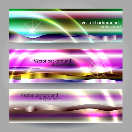 luster: abstract vector background with a geometrical ornament