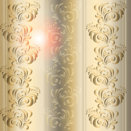 abstract vector background with a geometrical ornament Vector