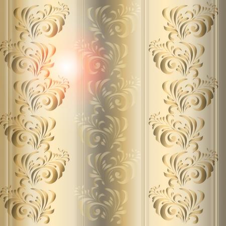 lichteffekte: Zusammenfassung Vektor Hintergrund mit einem geometrischen Ornament Illustration