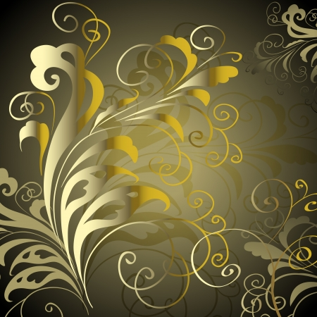 nacre: abstract vector background with a geometrical ornament