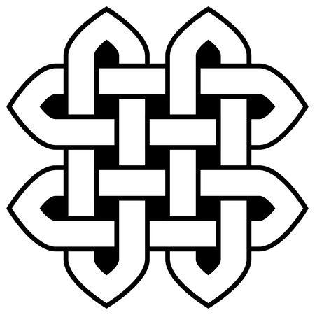 Celtic Knot Vector Illustration Royalty Free Cliparts Vectors And