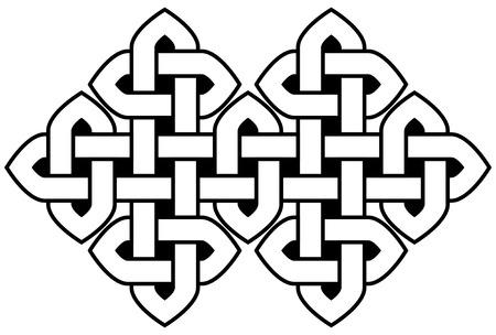 celtic: Celtic knot vector illustration