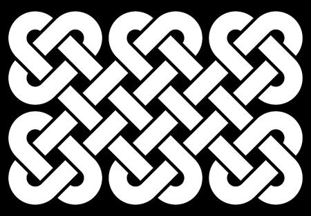 gaelic: Celtic knot vector illustration