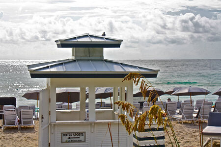 Beach guard hut, Miami Beach Editöryel