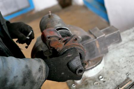 generator and starter repair