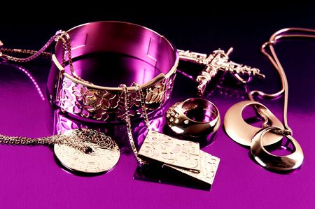 Beautiful jeweller suspension brackets and bracelets