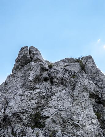 eminence: Rock and blue sky