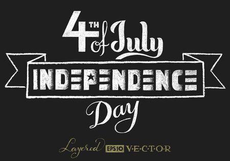 independencia: Dia de INDEPENDENCIA. Las inscripciones en la pizarra. . Transparencia utiliza. RGB. Mundial de colores. Degradados gratuitas. Cada elementos se agrupan por separado