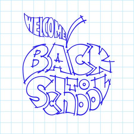 Schön Zurück Zur Schule Färbung Fotos - Ideen färben - blsbooks.com
