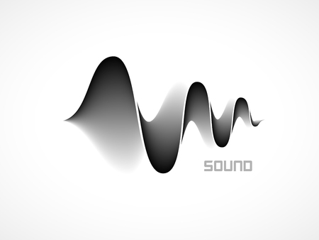 Music sound waves 免版税图像 - 84138122