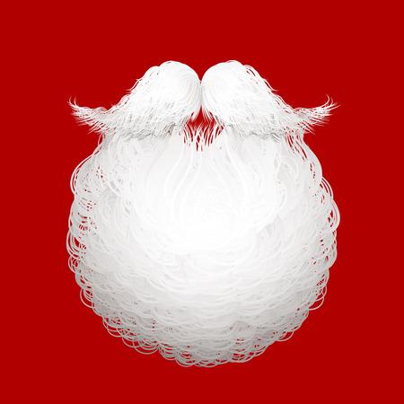 Santas beard
