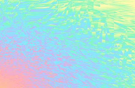 Abstract colorful holographic background