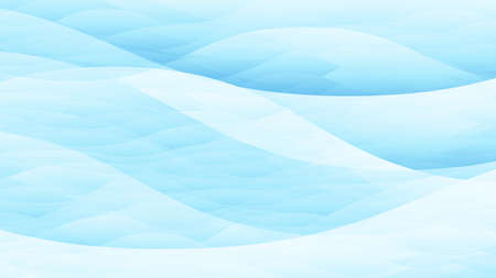 Abstract blue water waves background. Vector illustration 向量圖像