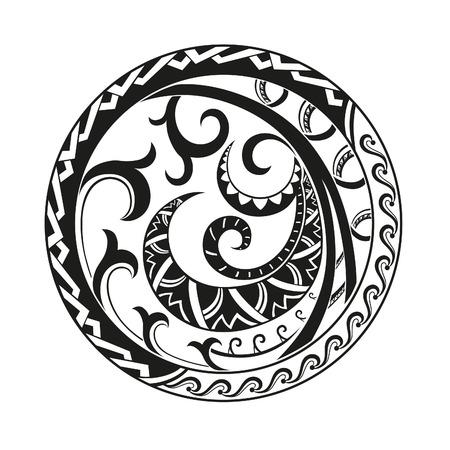 幾何学的な円の要素ベクトルで行われました。デザインの他の種類の完璧なカード