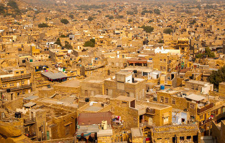 rajasthan: Jaisalmer the golden city, Rajasthan, India