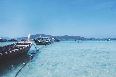 island: Island, Phuket Stock Photo