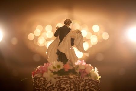 웨딩 케이크 빈티지보기