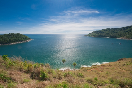 southern of thailand: Landscape of Island, Southern Thailand Stock Photo