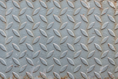 yaw: pattern or background or texture of an old rusty steel Stock Photo