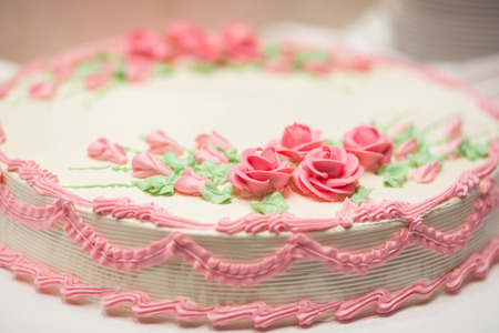 decorate: Beautiful Cake decorate for Wedding Ceremony