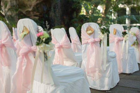 decorate: Very small depth of field,Bouqest Wedding Decorate