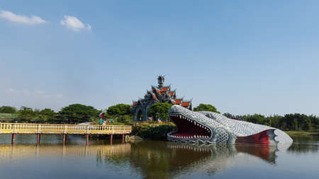 thaiart: annonta fish