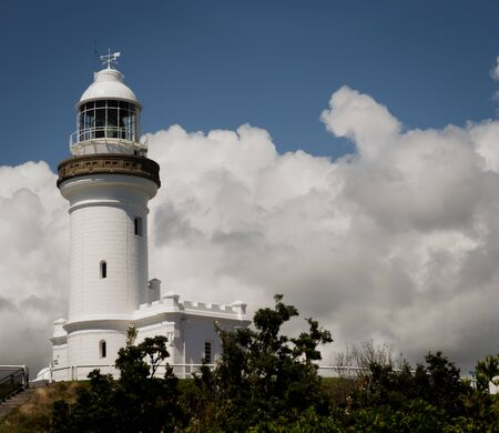 byron: Lighthouse at Byron Bay