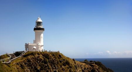 byron: Lighthouse at Byron Bay