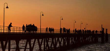 adelaide: Sunset in Adelaide