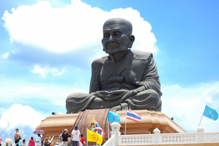 pu:  Luang Pu Thuat of Thailand