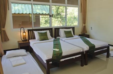 resort bedroom photo