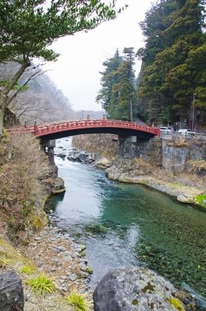 Shinkyo Sacred Bridge photo