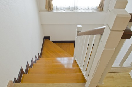 Staircase in House photo