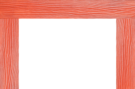 margine: Margine superiore in legno
