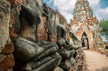 civilization: The civilization Old Thailand Stock Photo