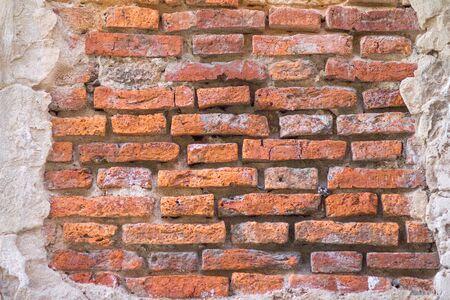 brick floor: Brick wall brick fence
