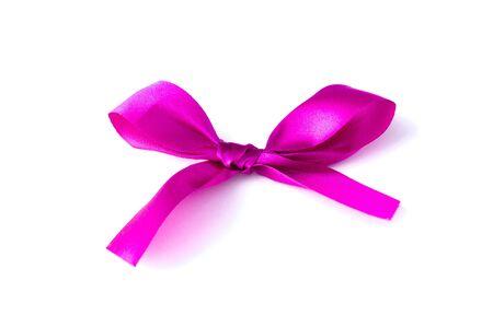 moño rosa: Cinta del rosa del arco