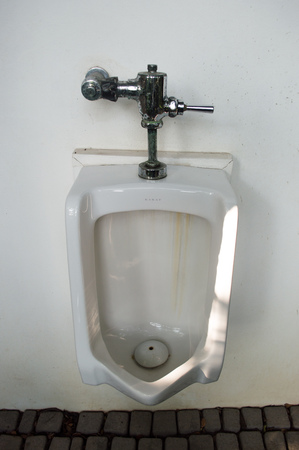 gent's: Urinal for men